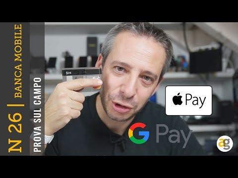 N26 integrazione APPLE PAY e GOOGLE PAY. La prova della Banca mobile.