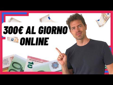 Come guadagnare 300 euro al giorno a qualsiasi età