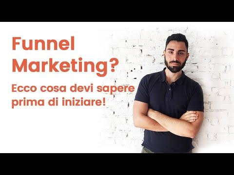 Funnel Marketing e ClickFunnels tutorial per partire alla grande anche For Beginners