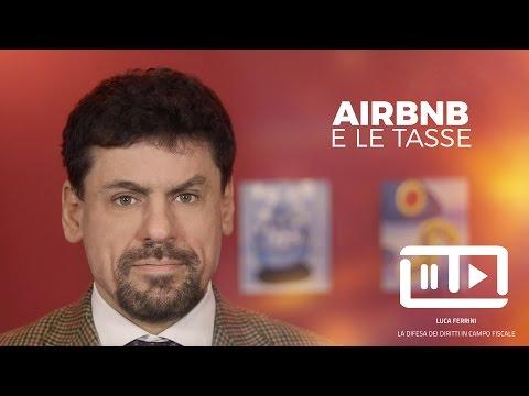 AIRBNB e le tasse