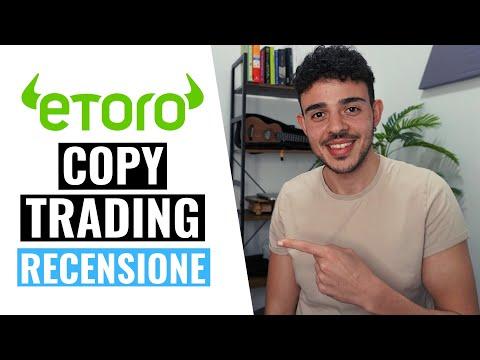 ETORO COPYTRADING RECENSIONE - HO PROVATO il Copy Trading Etoro, Vale la pena? [I MIEI 4 PORTAFOGLI]