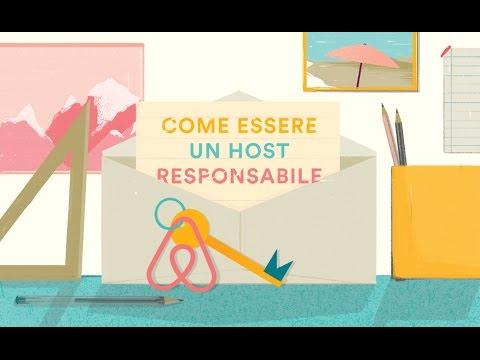 Ospitare responsabilmente in Italia | Airbnb Citizen