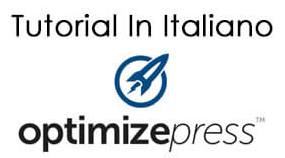 Tutorial Italiano OptimizePress