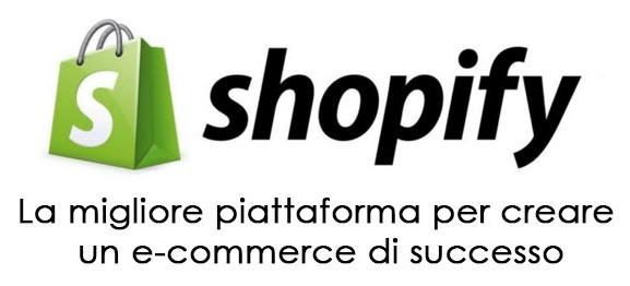 Shopify: perché è la migliore piattaforma per fare ecommerce online