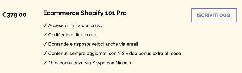ecommerce 101 pro