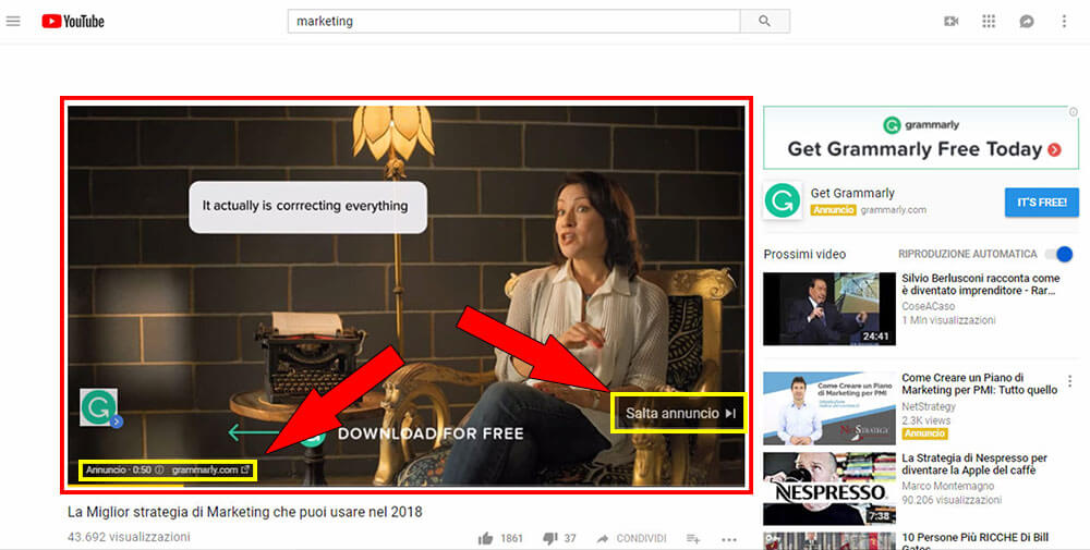 youtube ads video advertising