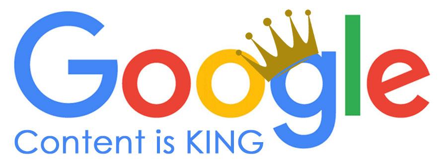 Regola posizionamento: content is king