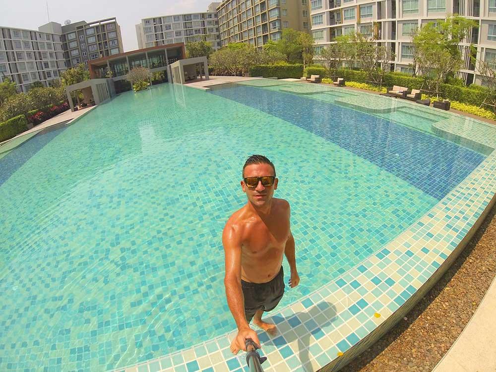 Vita da web marketer a Chiang Mai