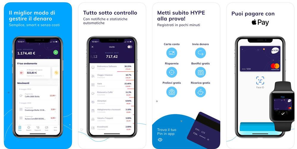 hype iphone app download