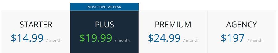 morevago prezzi piani costo