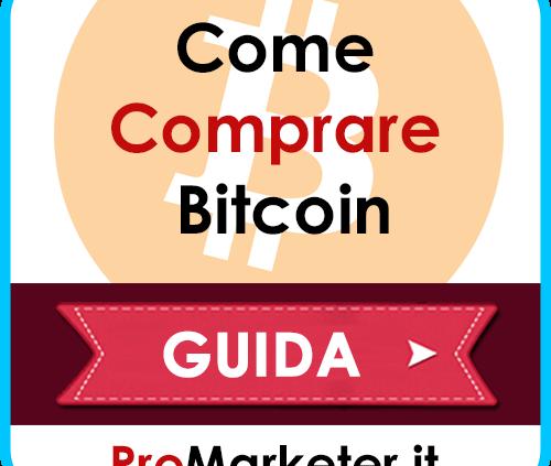 come comprare bitcoin guida