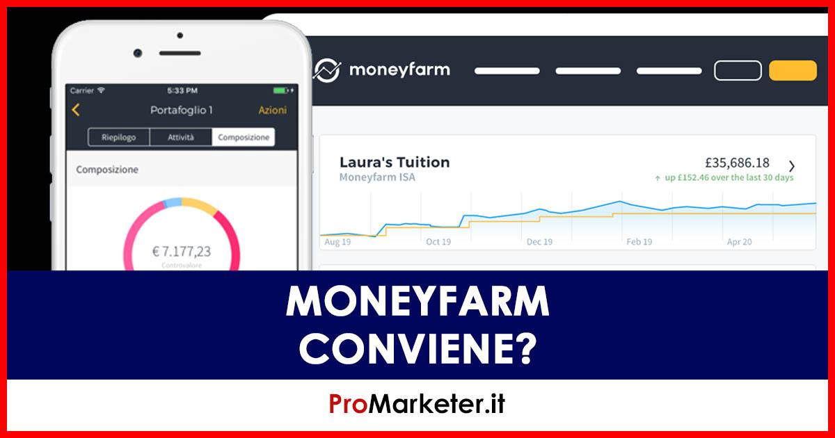 Moneyfarm Funziona ? Recensioni e Opinioni ( positive e negative )