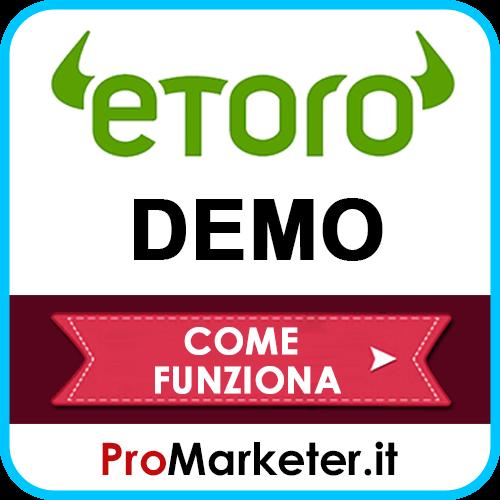 eToro Demo: Registrazione Conto Virtuale, Come Funziona La Piattaforma, Copy Trading e Commissioni.
