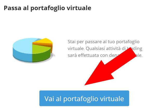 passa portafoglio virtuale