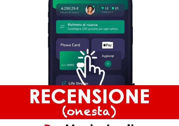 Flowe: Opinioni App e Carta, Il BONUS Di 100€ (Buono Amazon), Come Funziona, I Costi e Le Recensioni