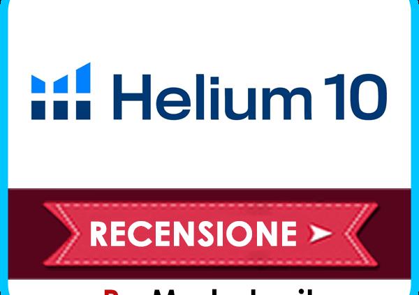 Helium 10: Cos'è, Come Funziona, Costo, Coupon Sconto e Guida Italiano