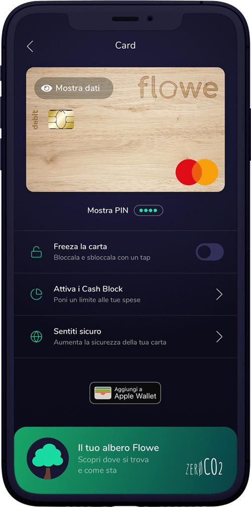 flowe card app italia