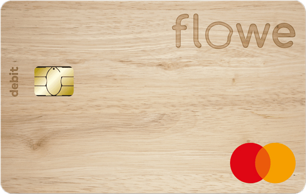 flowe carta legno