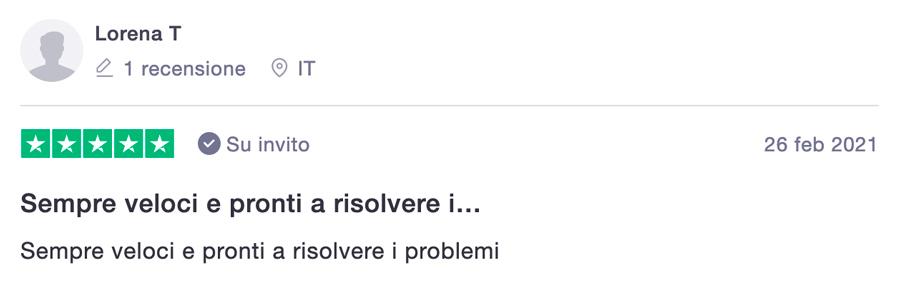 opinioni sendinblue supporto assistenza italiano