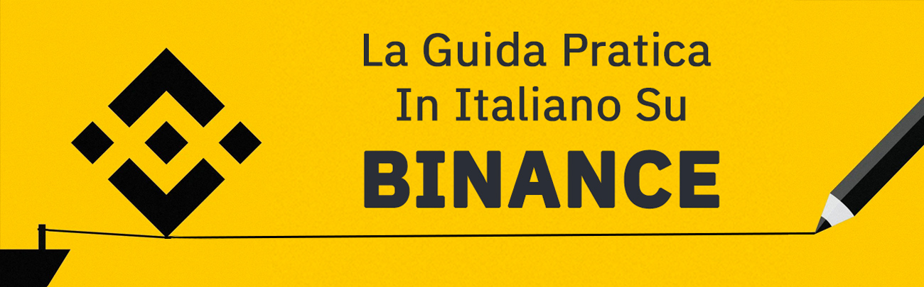 guida binance italiano